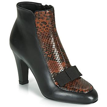 Shoes Women Ankle boots André LA DISCRETE Black