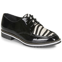 Shoes Women Derby shoes André CHARLELIE Black / Motif