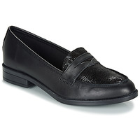 Shoes Women Loafers André EMERAUDE Black
