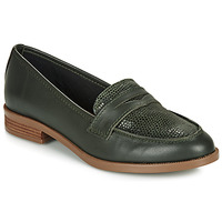 Shoes Women Loafers André EMERAUDE Green