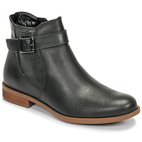 Shoes Women Ankle boots André ESMERALDA Green