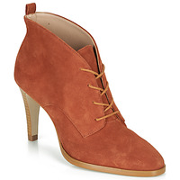 Shoes Women Ankle boots André LITCHI Orange