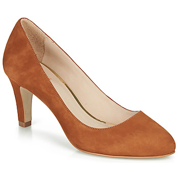 Shoes Women Court shoes André LINAS Camel