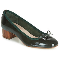 Shoes Women Court shoes André POEME Green