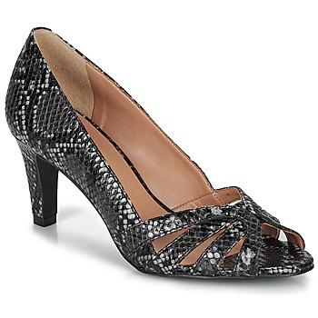 Shoes Women Sandals André VANILLE Grey