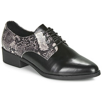 Shoes Women Derby shoes André NOUGATINE Black / Motif