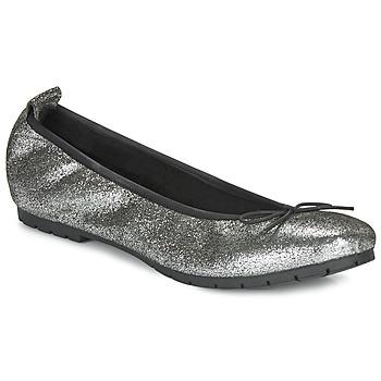 Shoes Women Ballerinas André NANA Silver