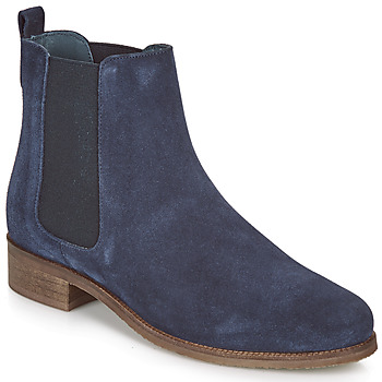 Shoes Women Mid boots André CHATELAIN Marine
