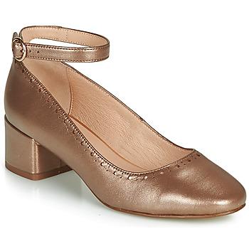Shoes Women Court shoes André LAUREATE Gold