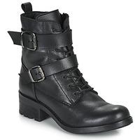 Shoes Women Mid boots André NIMA Black