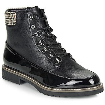 Shoes Women Mid boots André ELBROUZ Black