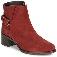 Shoes Women Ankle boots André MIRLITON Red