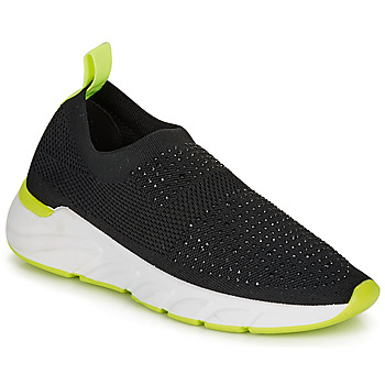 Shoes Women Low top trainers André BERLINA Black