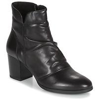 Shoes Women Ankle boots André EBENE Black
