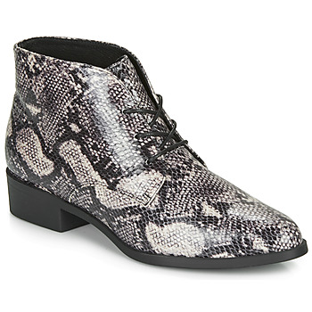 Shoes Women Mid boots André NECTARINE Grey