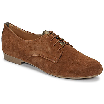 Shoes Women Derby shoes André CAMARADE Ocre tan