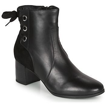 Shoes Women Ankle boots André MANON Black