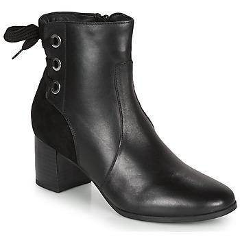 Shoes Women Ankle boots André MANON Black