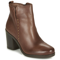 Shoes Women Ankle boots André NOURA Brown