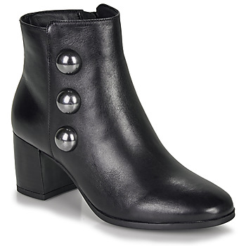 Shoes Women Ankle boots André NELLA Black