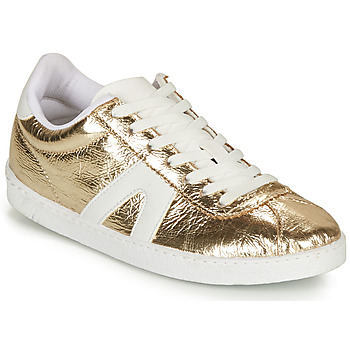 Shoes Women Low top trainers André SPRINTER Gold