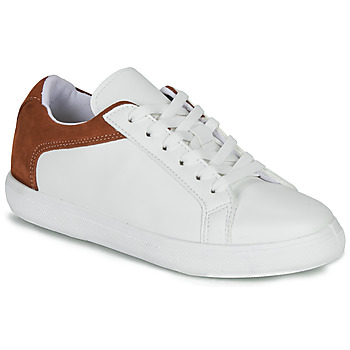 Shoes Women Low top trainers André BAILA White