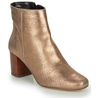 Shoes Women Ankle boots André LAPA Gold