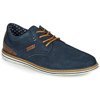 Shoes Men Derby shoes André MARTIAL Marine