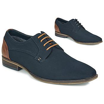 Shoes Men Derby shoes André FYLON Marine
