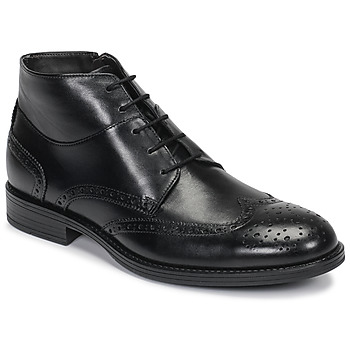 Shoes Men Mid boots André LORMAND Black