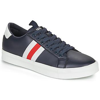 Shoes Men Low top trainers André BRATON Marine