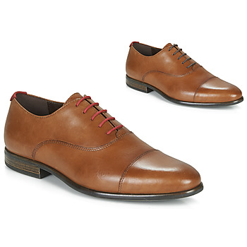 Shoes Men Brogue shoes André WILEXA Cognac