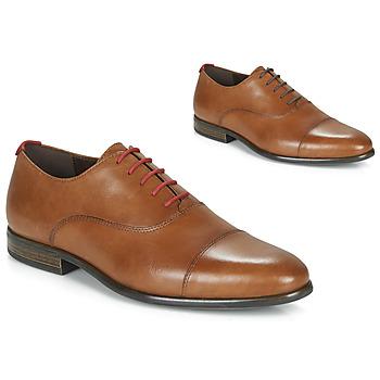 Shoes Men Brogue shoes André WILEXA Cognac