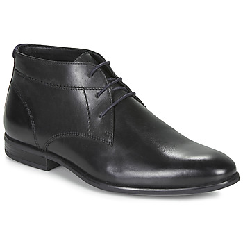 Shoes Men Mid boots André NEZIA Black