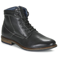 Shoes Men Mid boots André CHIROS Black