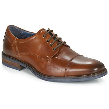Shoes Men Derby shoes André BYRON Cognac