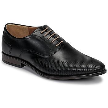 Shoes Men Brogue shoes André PERFORD Black