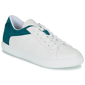 Shoes Men Low top trainers André BIOTONIC White
