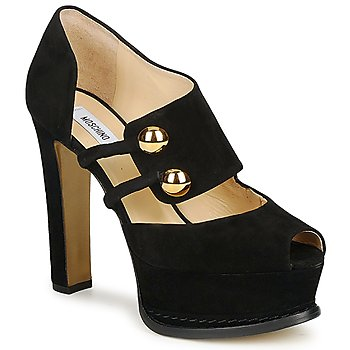 Shoes Women Court shoes Moschino MA1608 Black