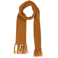 Clothes accessories Women Scarves André BICHE Cognac