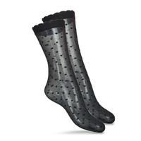 Clothes accessories Women Socks André MADAME Black