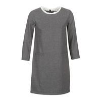 material Women Short Dresses Betty London LABAMA Grey