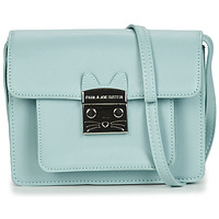 Bags Women Shoulder bags Paul & Joe Sister IGNACE Blue