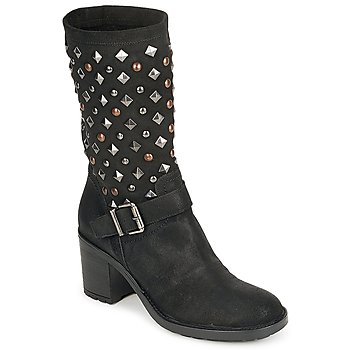 Shoes Women Boots Meline DOTRE Black