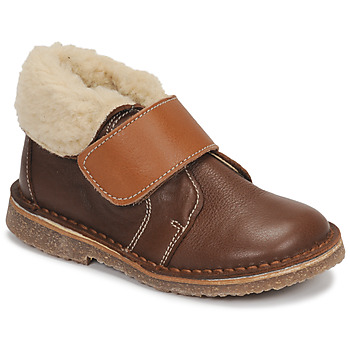Shoes Boy Mid boots André FLO Brown