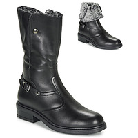Shoes Girl Boots André MOSCOU Black