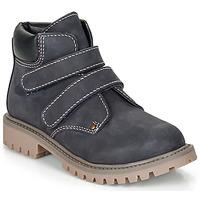 Shoes Boy Mid boots André PHILDO Marine
