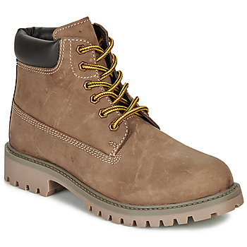 Shoes Boy Mid boots André CHAMOIS Brown
