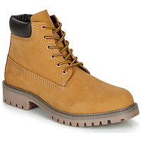 Shoes Boy Mid boots André CHAMOIS Brown / Wheat
