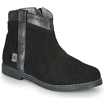 Shoes Girl Mid boots André NOLWENN Black
